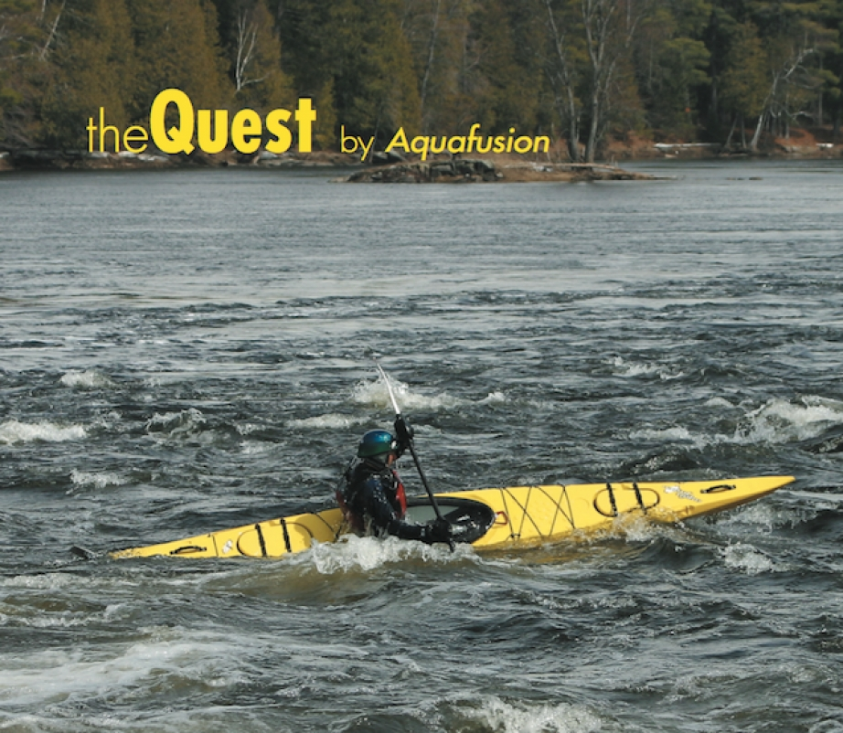 Boat Review: The Quest by Aquafusion   Paddling Magazine