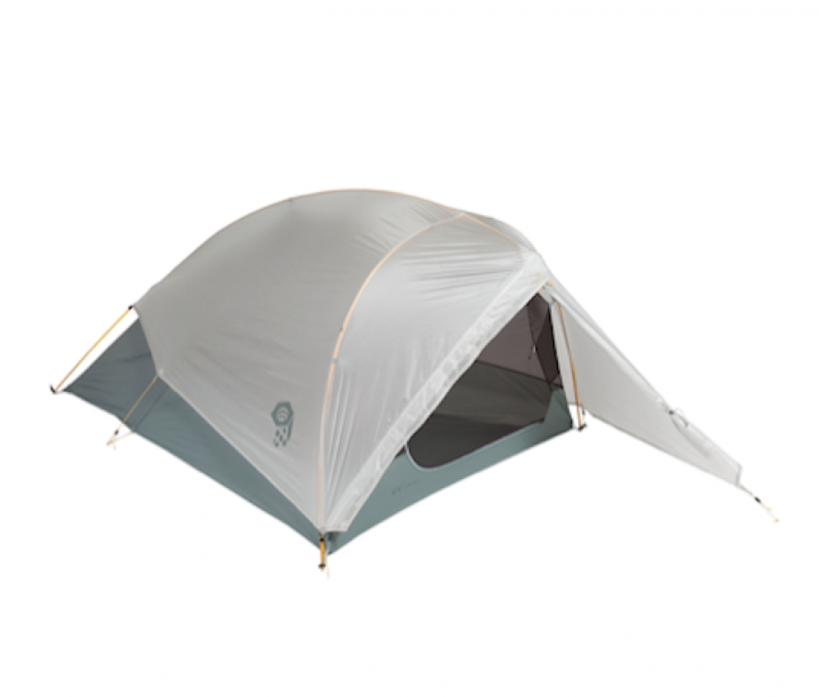 Mountain Hardwear's Ghost UL 2 tent.