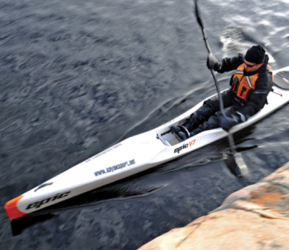 Boat Review: V7 by Epic Kayaks | Paddling Magazine