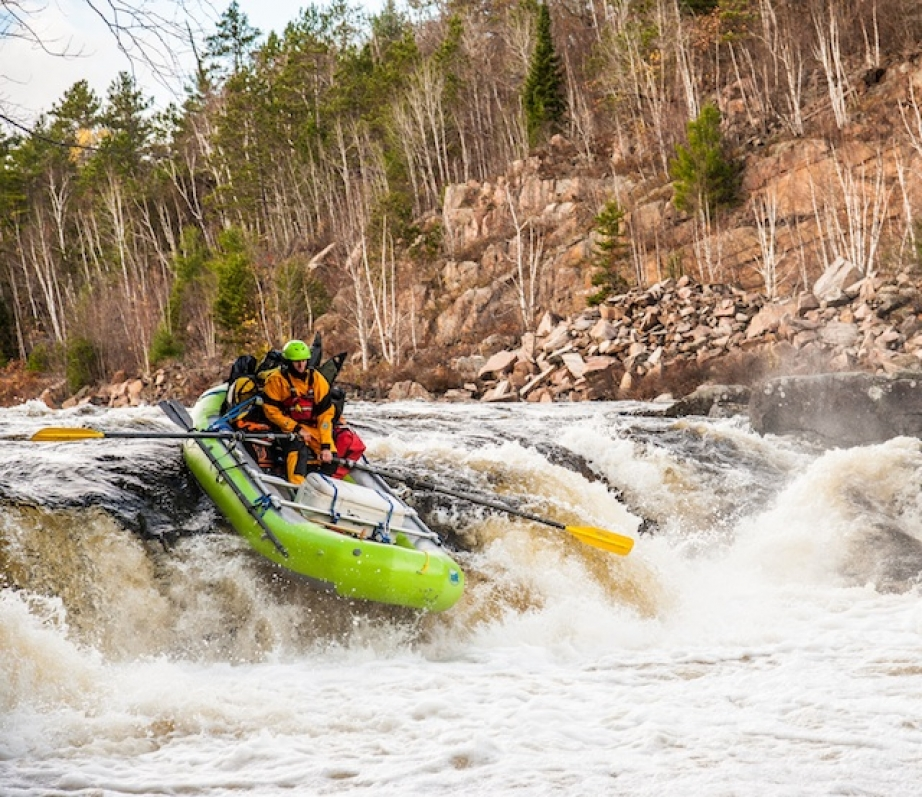 AIRE 143D Raft Review | Paddling Magazine