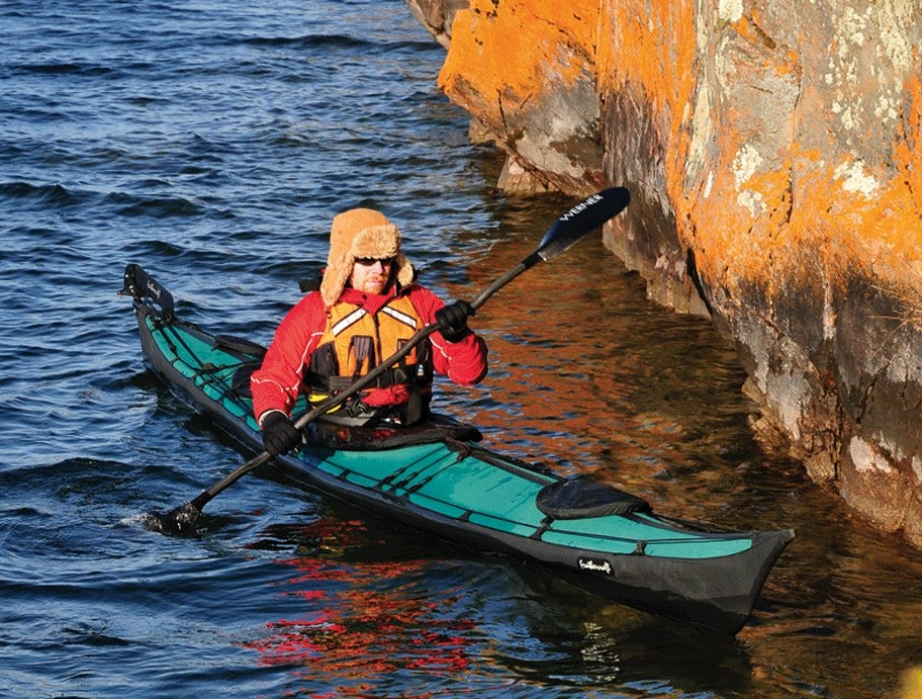 Feathercraft Heron Kayak Review | Paddling Magazine