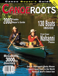 This article on the Yukon River Quest was published in the Summer 2003 issue of Canoeroots.