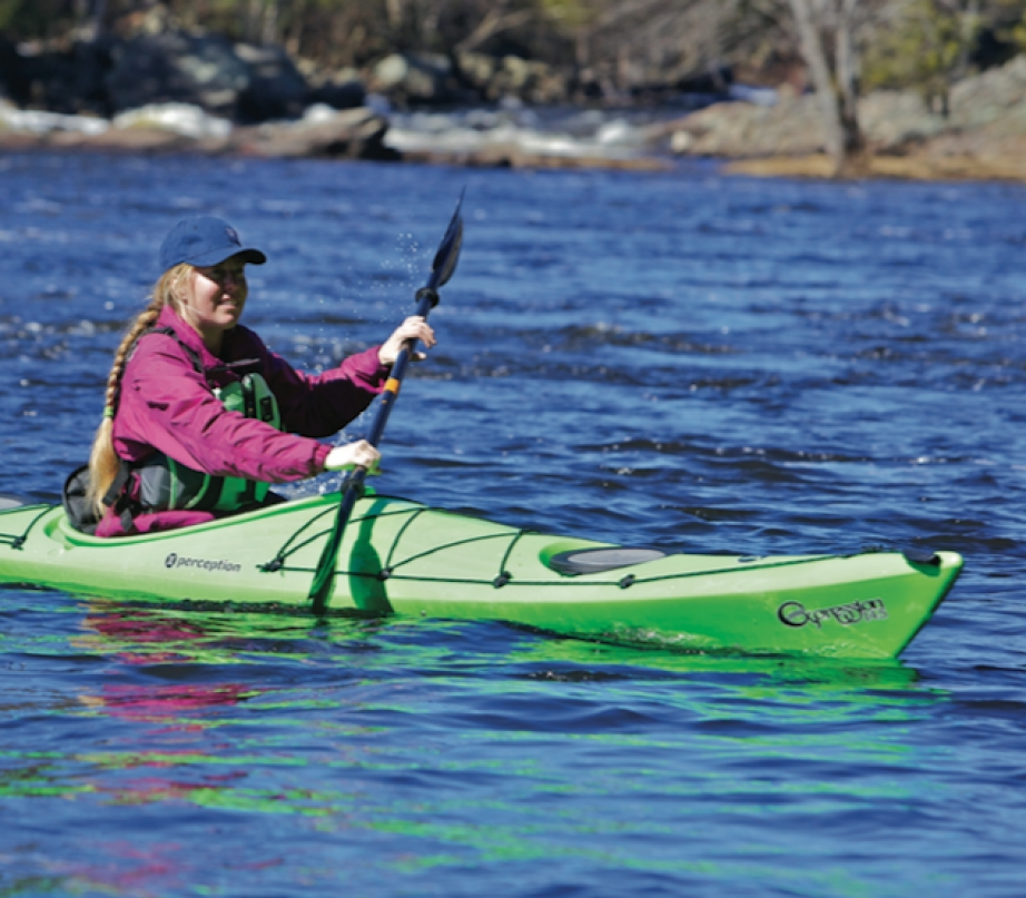 Kayak Review: Expression 14 5 by Perception Kayaks | Paddling Magazine