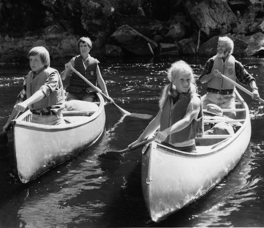 Bill Mason's Grumman Canoe on eBay | Paddling Magazine