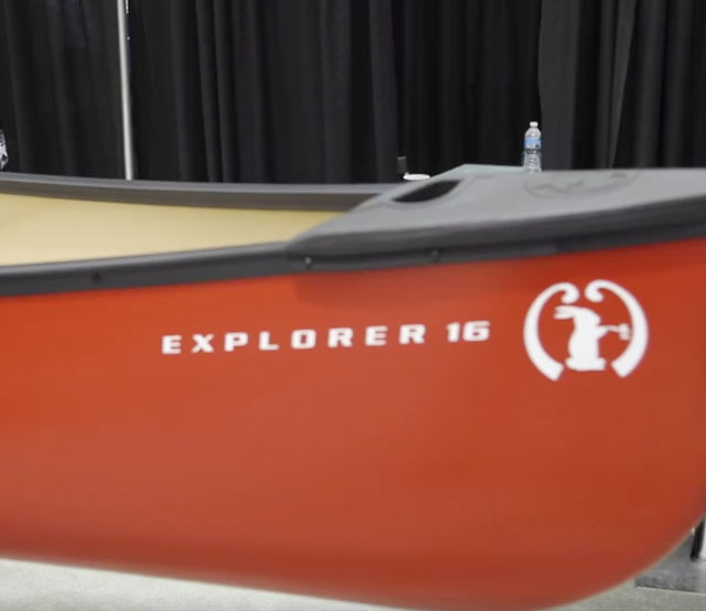 First Look: Mad River Canoe Explorer 16 In T-Formex