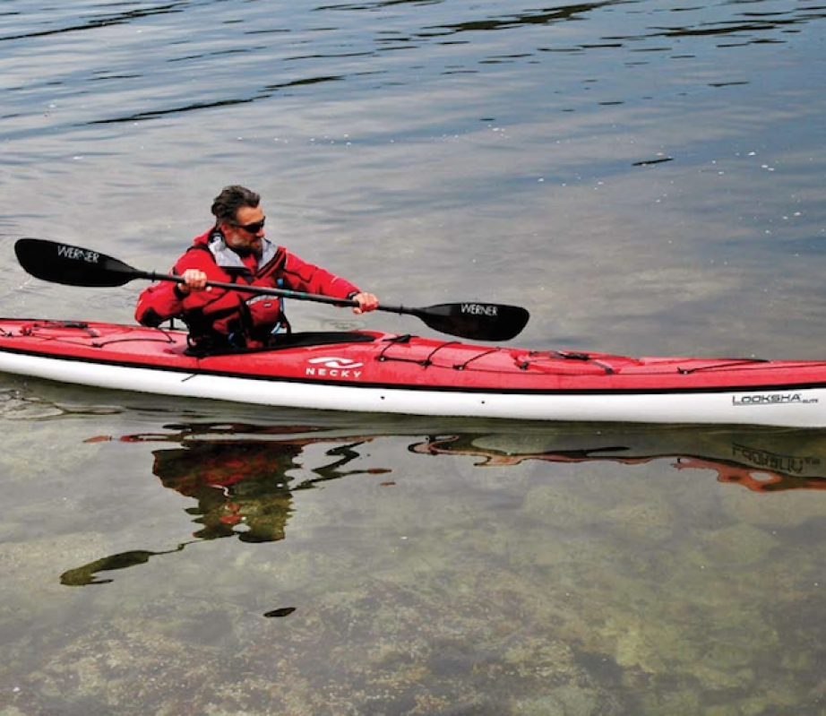 Boat Review: Looksha Elite Composite by Necky Kayaks
