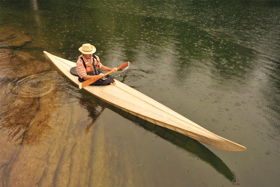 Jon Babulic's Handcrafted Kayaks | Paddling Magazine