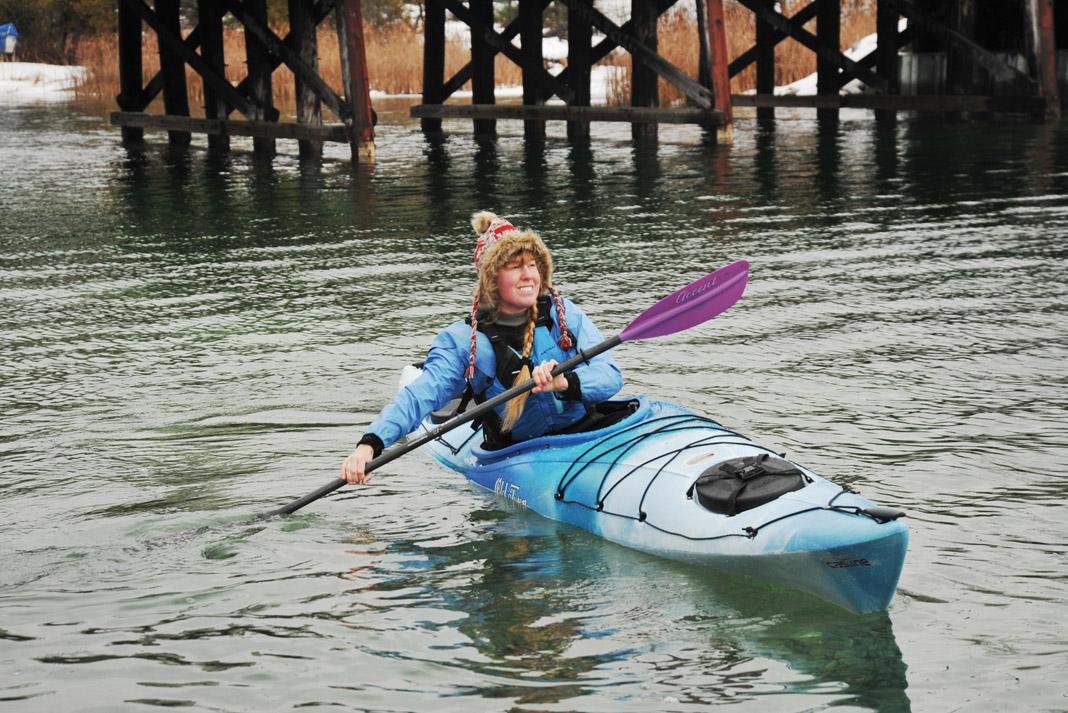 Boat Review: The Castine Touring Kayak | Paddling Magazine