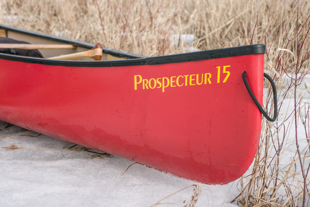 Small Canoe Review: Esquif Canoes' Prospecteur 15 | Paddling