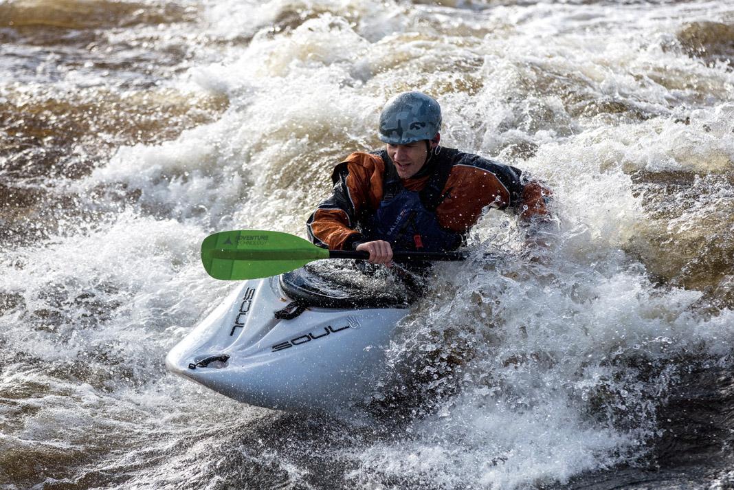 Boat Review: Waterman's Main Squeeze Kayak | Paddling Magazine