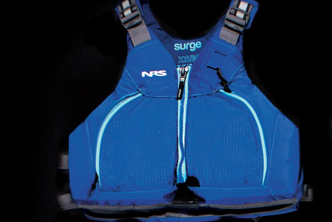 NRS Surge Life Jacket