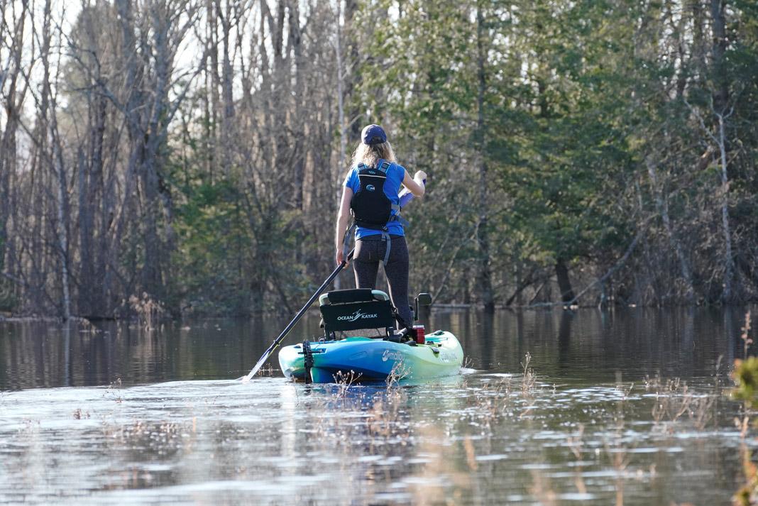 Boat Review: Ocean Kayak Malibu Pedal | Paddling Magazine