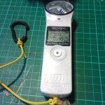 Audio recorder in condom