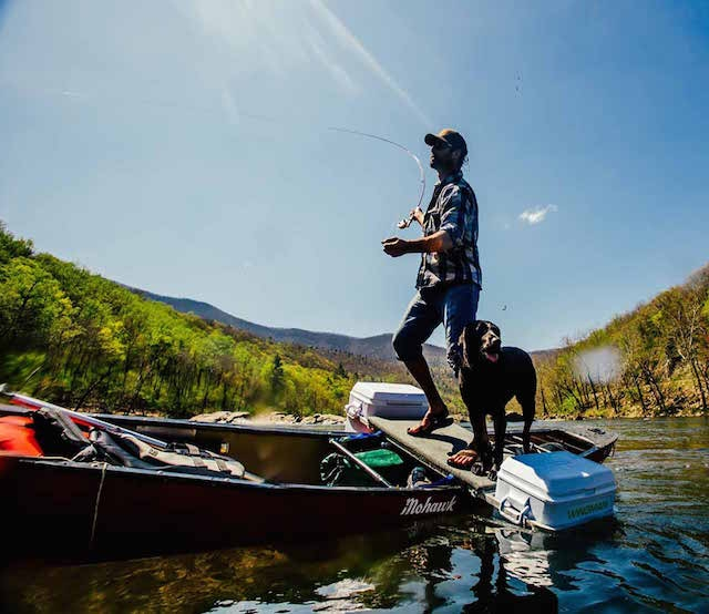 Sure it may look like nothing you've ever seen on the water, but can you do this in your fishing kayak? Photo: Sam Dean