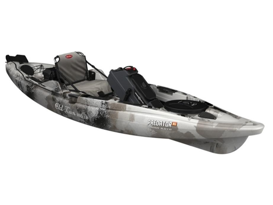 First Look: Old Town Canoe's Predator XL | Kayak Angler