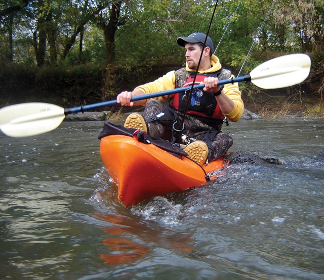 How To Avoid The Rock Broach | Kayak Angler
