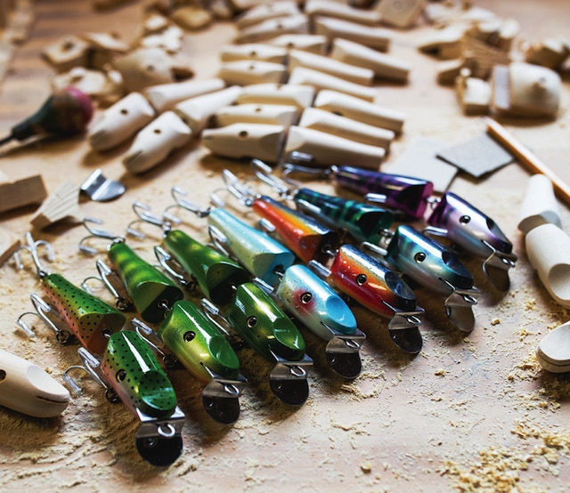 How To Make Your Own Wooden Lures | Kayak Angler