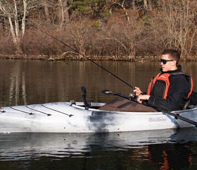 Old Town BrandStream | Kayak Angler