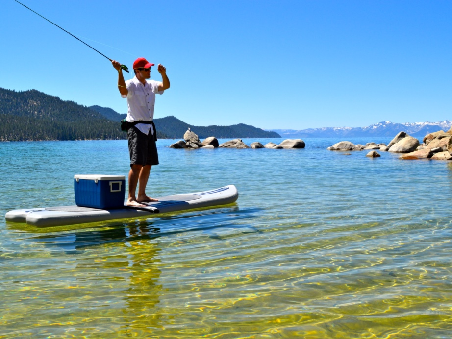 Airborn 360 SUP Fishing