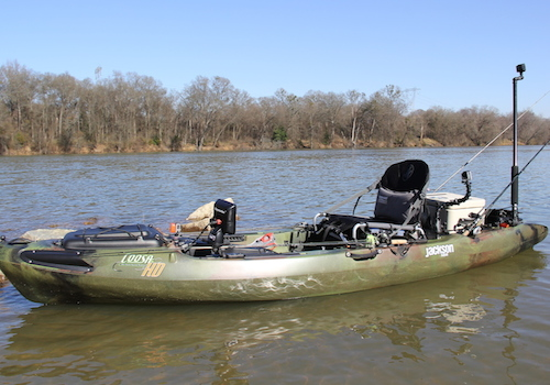 First Look: Jackson Kayak Coosa HD | Kayak Angler