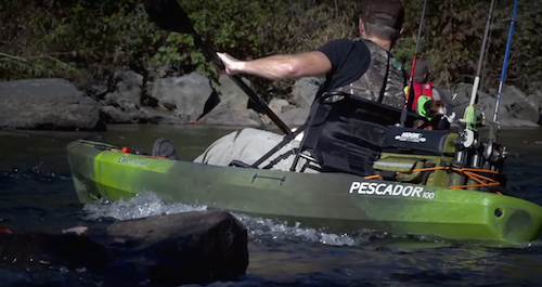 What do you really want to know about the new Perception Pescador Pro 120?