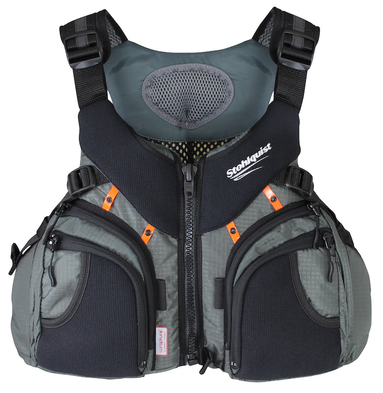 Image of the Stohlquist keeper pfd