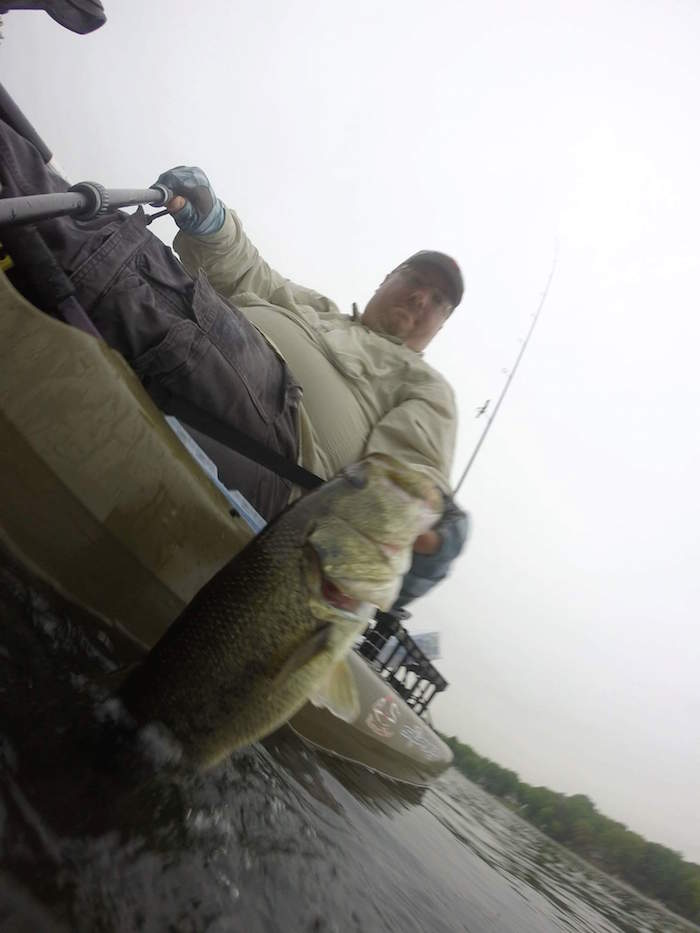 Summer bassin requires patience and a little extra know how to stay on the fish.