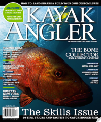 See more stunning photography in Kayak Angler's Summer Fall Issue!