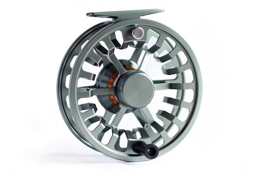 Taylor Reels designed the Revolution to break the mold in fly reel design.