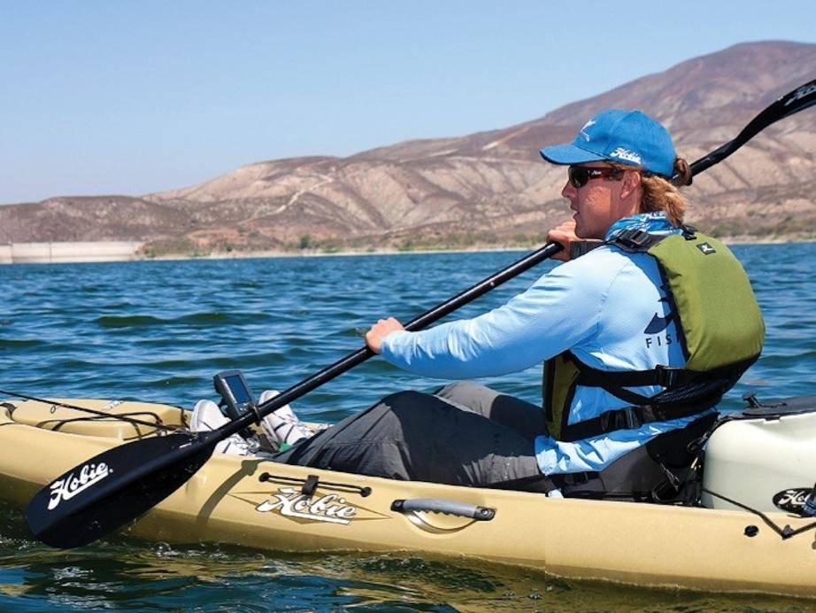 Kayak Review: Hobie Quest 13 | Kayak Angler