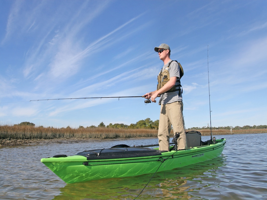First Look: Native Watercraft Ultimate FX | Kayak Angler