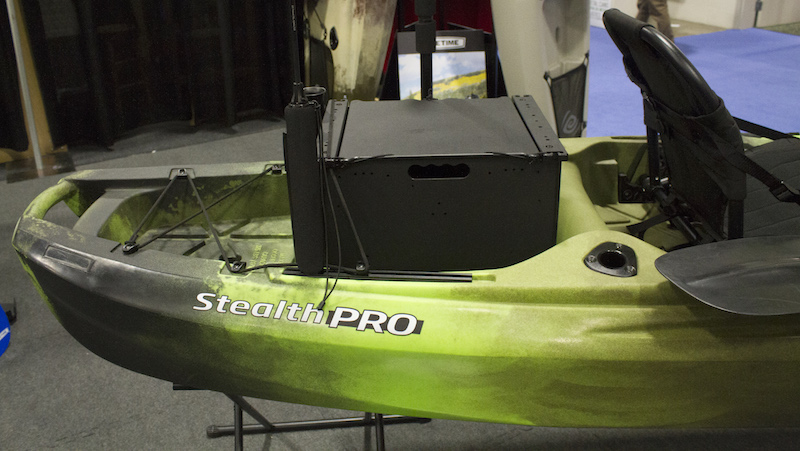 A Stealth New Kayak From Emotion Kayak Angler