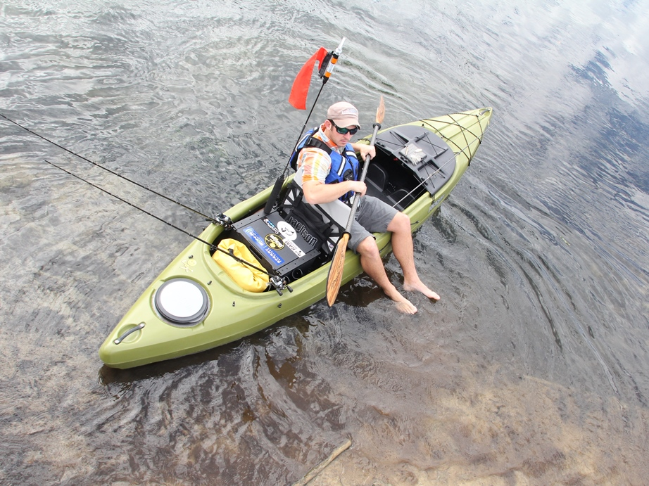 Jackson Kayak Kilroy is a versatile fishing machine