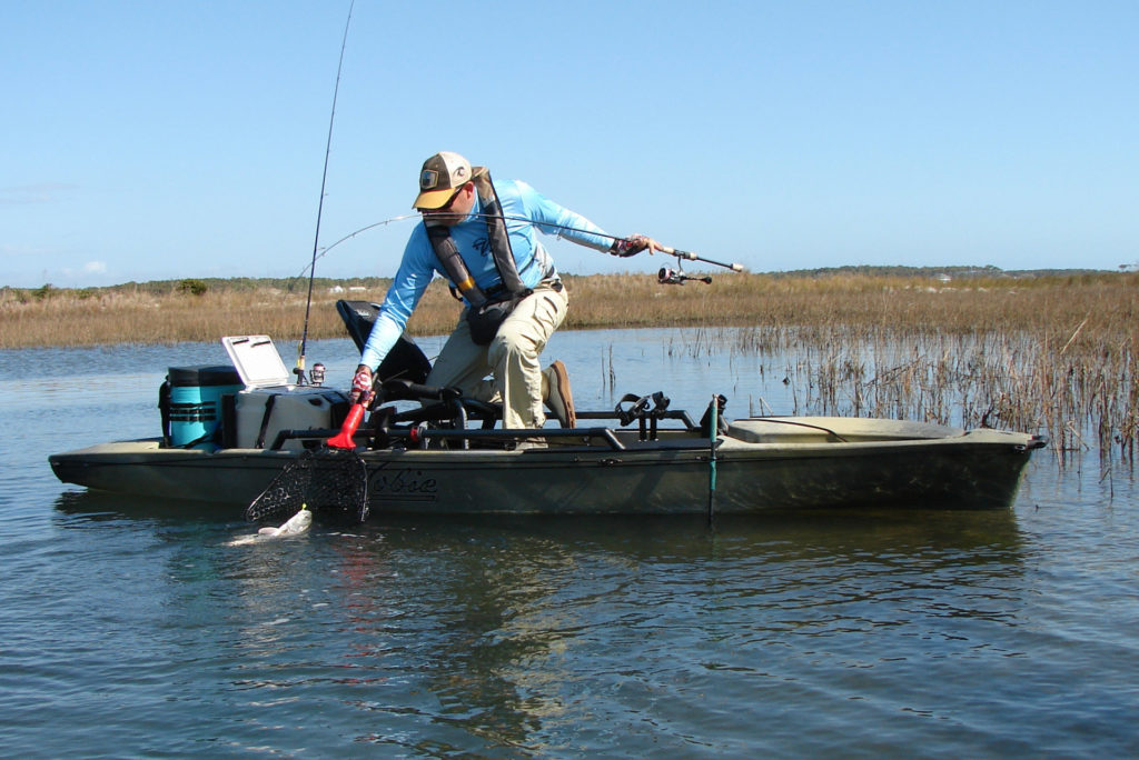 This Coast Is A Kayak Angler's Red Drum Dream | Kayak Angler