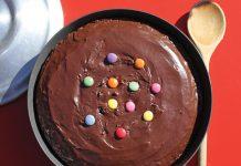 Backcountry Birthday Cake