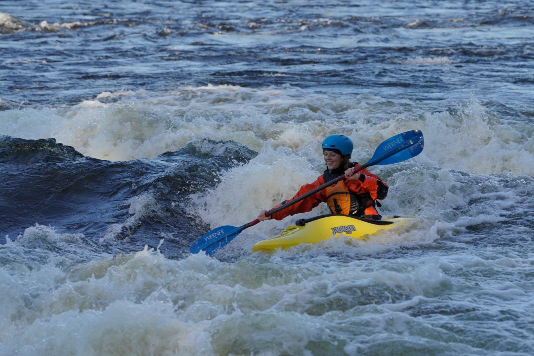 How To Ferry Your Kayak In Current