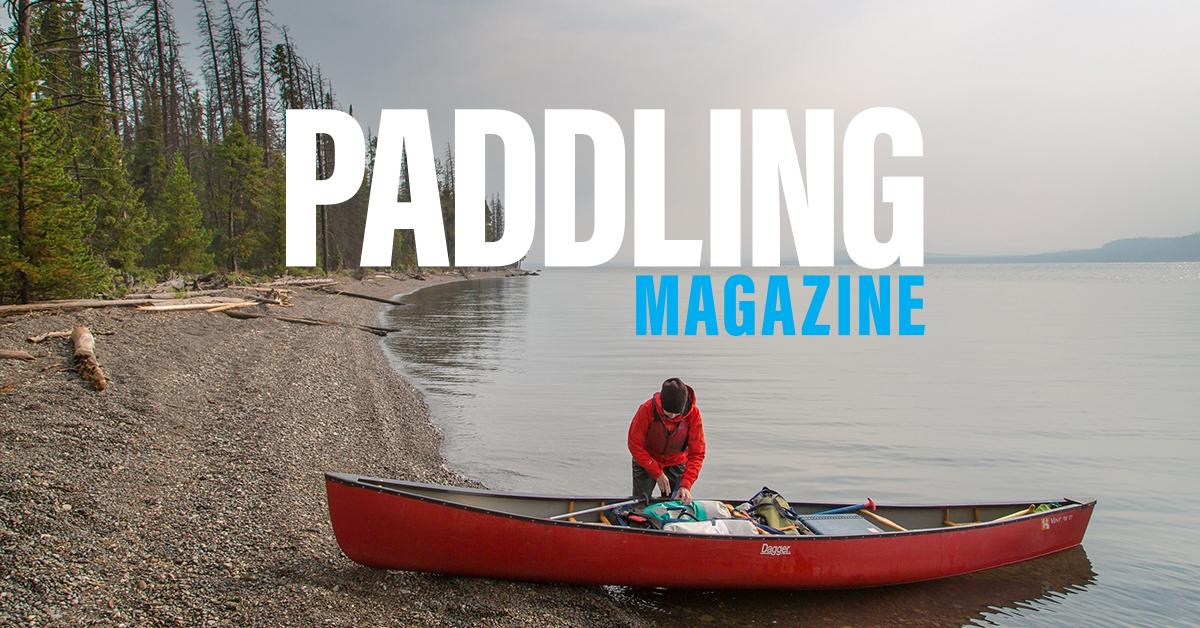 Paddling Magazine Logo