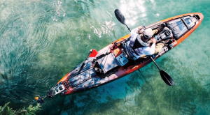 Choose A Kayak Based On Kayak Propulsion Efficiency