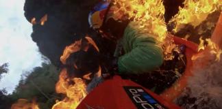 Rafa Ortiz On Fire