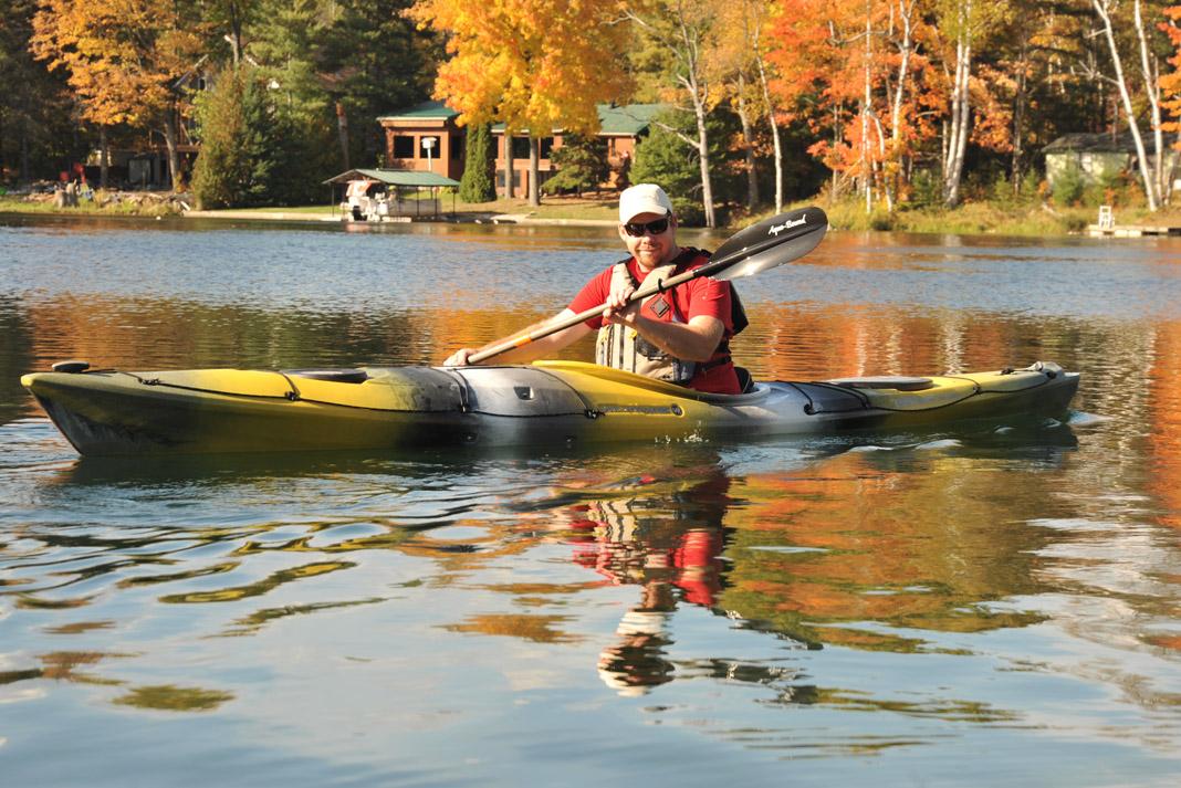 Touring Kayak Review: Wilderness Systems' Tsunami 145