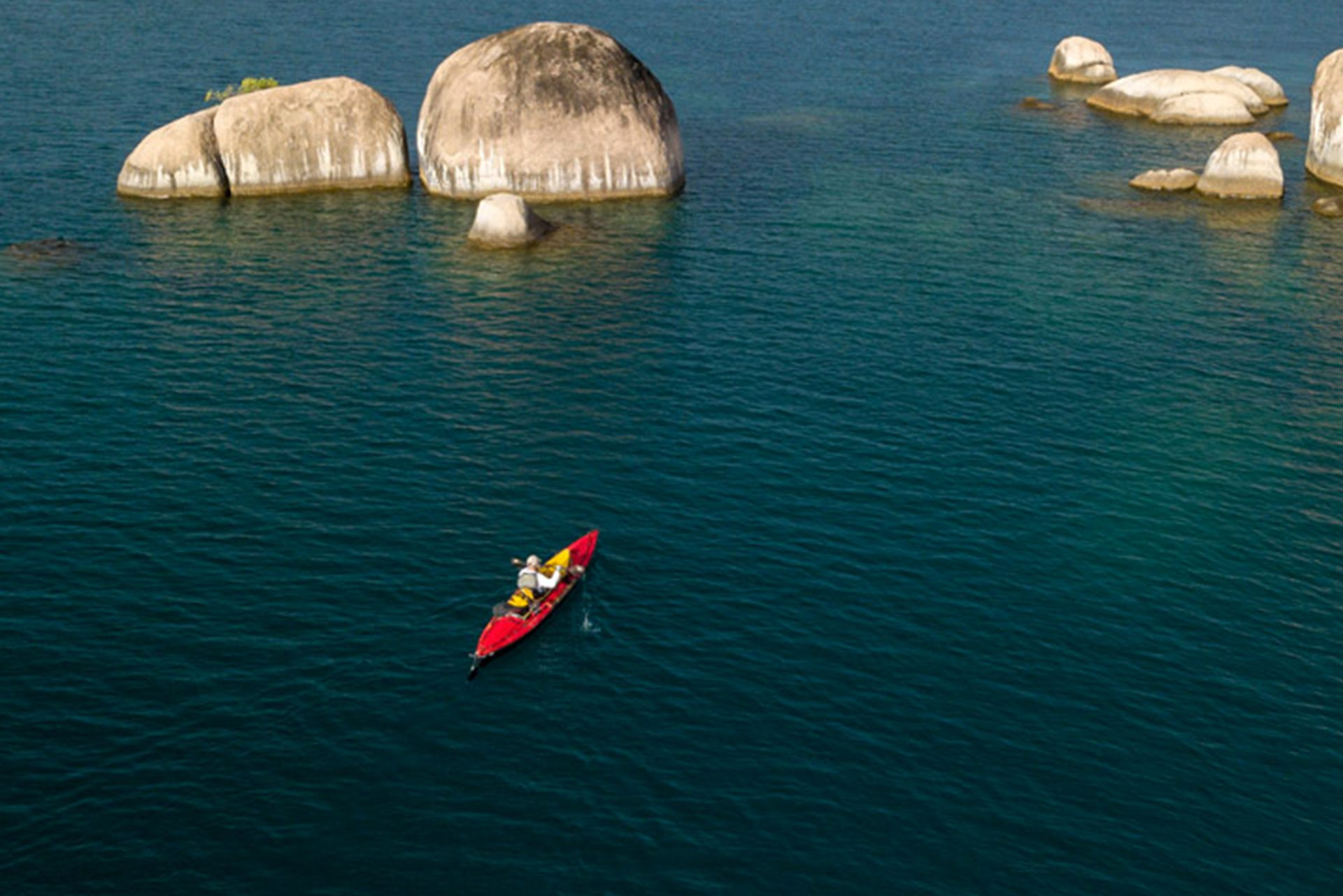 Ross Exler Paddles Africa's Great Lakes
