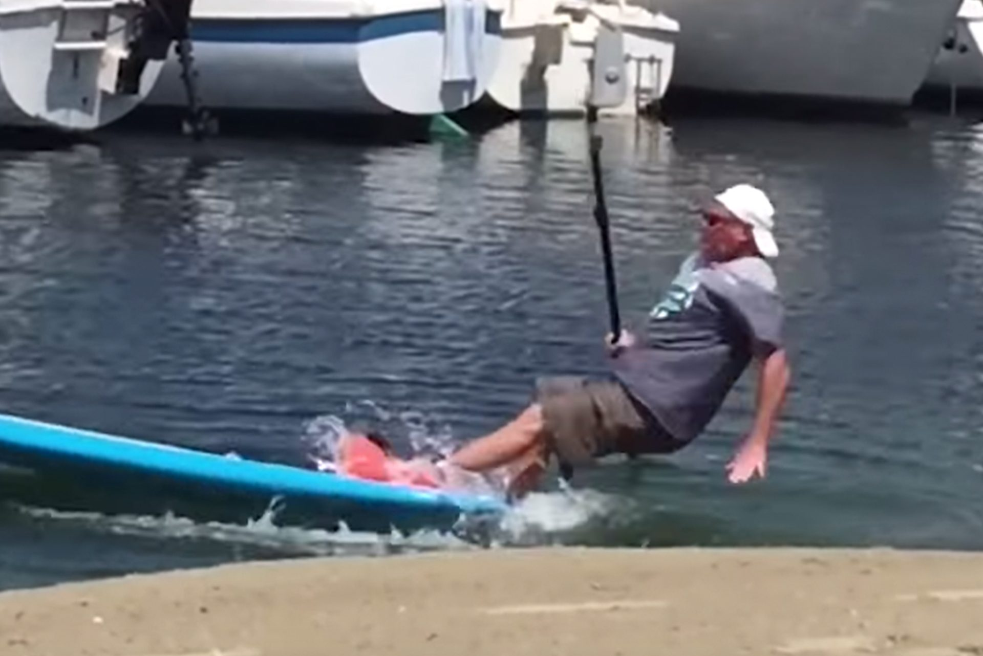 The best of the worst SUP Fails