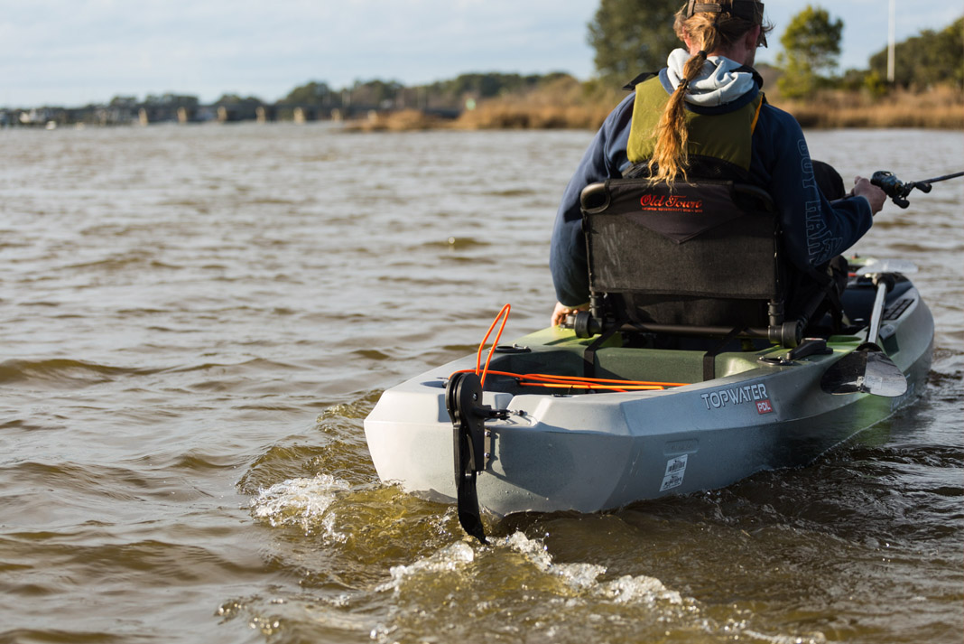 Boat Review: Old Town Canoe's New Topwater PDL Angler