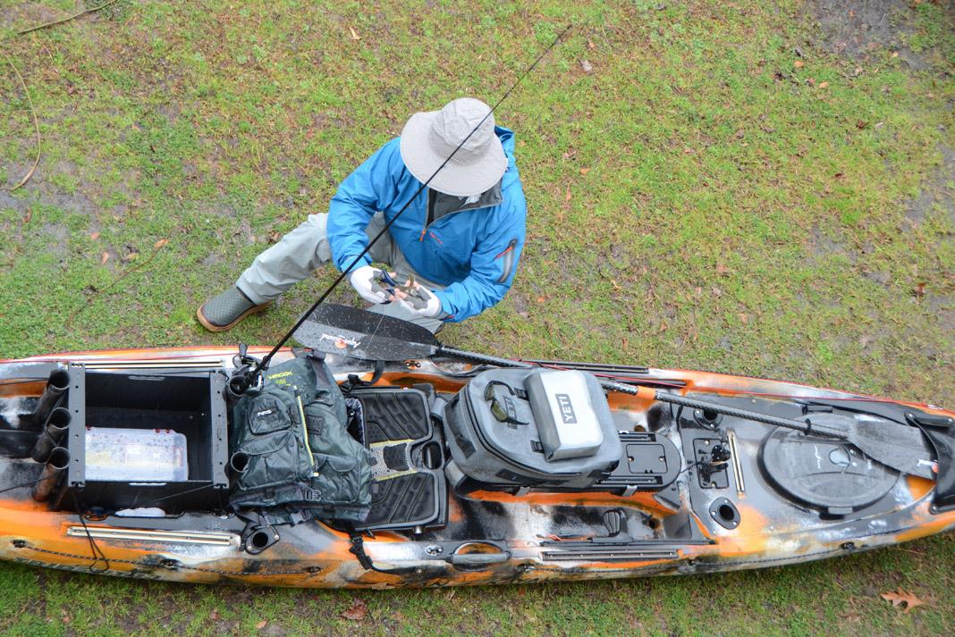 Top 8 Essentials For Kayak Fishing In The Rain | Kayak Angler