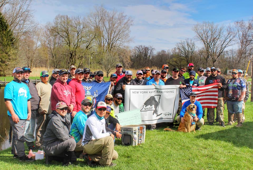 Charity Kayak Fishing Tournament For Suicide Prevention