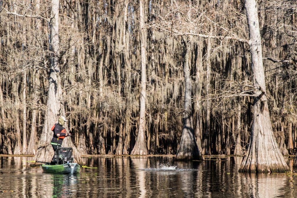 kayak-fishing-wood-lake-texas