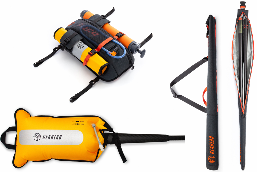 Gearlab Offers Full Line of Kayak Accessories for Spring