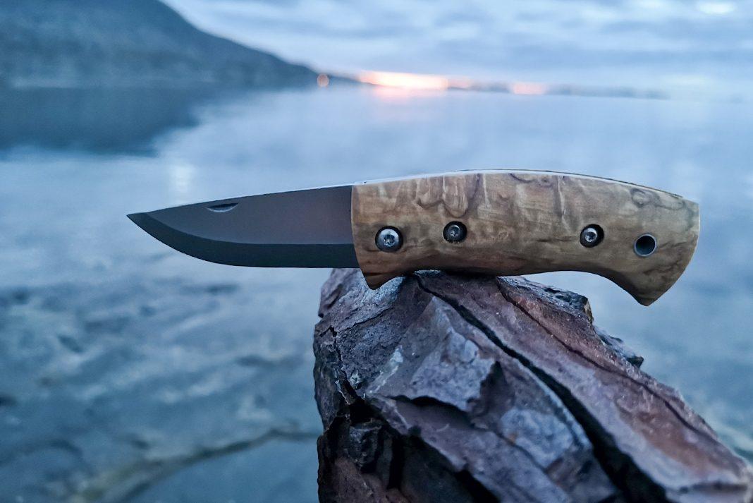 Helle Kletten Knife