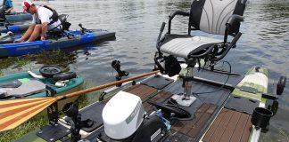 Jackson kayak Flex Drive E