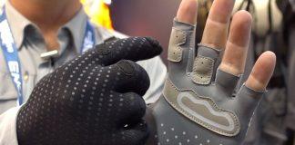 NRS Skeleton and Forecast Gloves